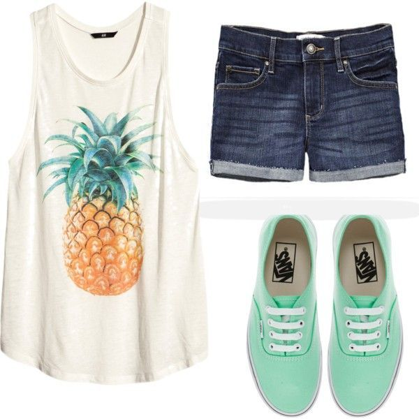 Summer Style by , via Polyvore #Classic design.#Casually Cool!!!#