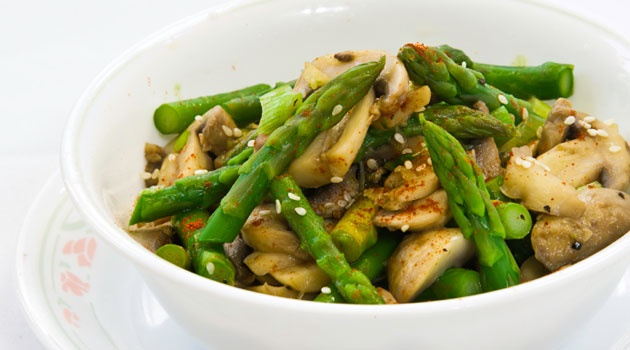 Sausage and asparagus | RECIPES | Pinterest