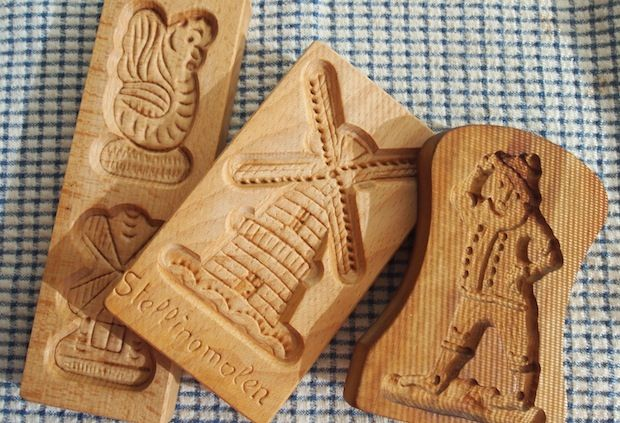 Baking Equipment - Speculaas Cookie Moulds | The Test Kitchen Blog