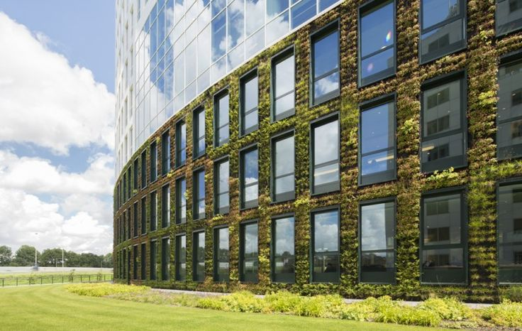 The Amsterdam based firm Hofman Dujardin Architects, in collaboration with Fokkema & Partners, has played a leading role in helping sustainable energy company Eneco to practise what it preaches. They have designed the interiors for Eneco's headquarters building in Rotterdam.