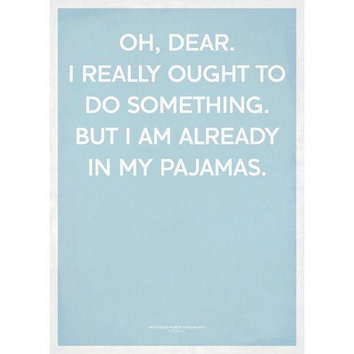 hahaha... I feel this way so often!!!