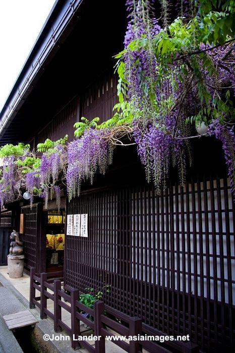 Takayama, Japan: photo by John Lander