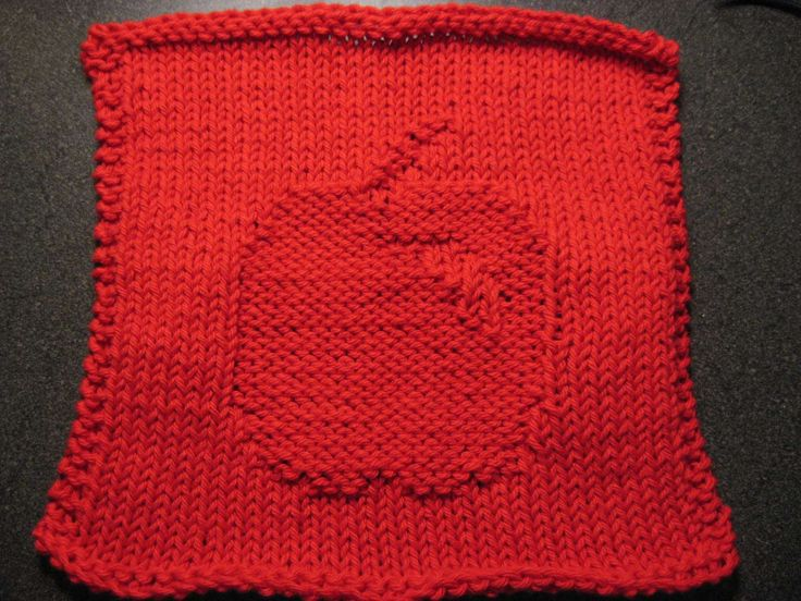 Knitting Pattern For Easy Dishcloth : Pin by Sandy Tabacchi on knit Pinterest