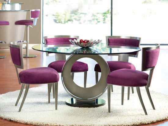 Tao Round Dining Table Dania Dining Room Pinterest