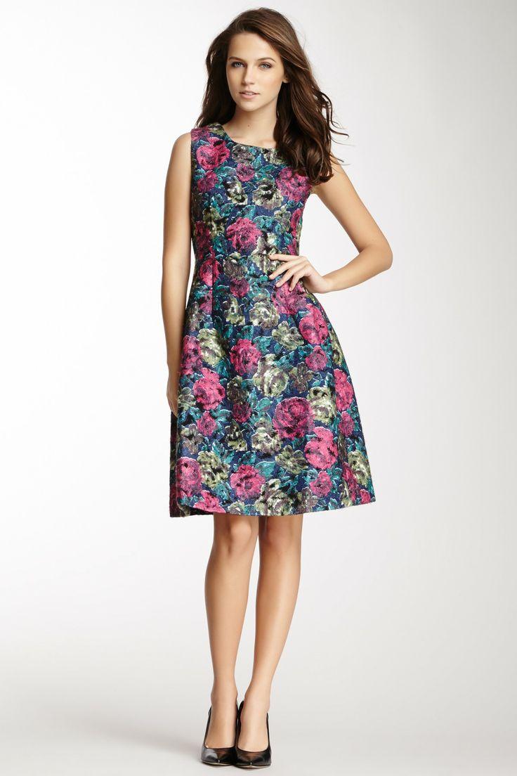 Bonnie Printed Dress | Style~~ | Pinterest