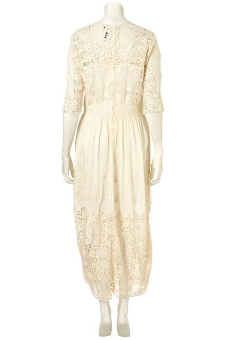 Topshop antique lace wedding dress vintage lace vintage clothes p