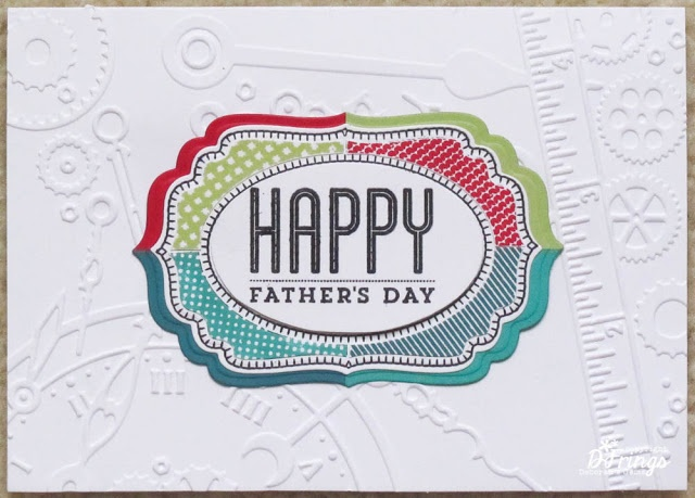 happy father's day labels