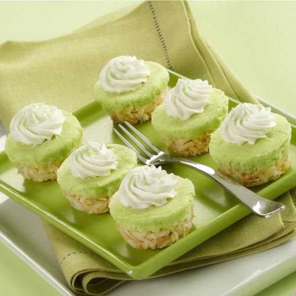 to make Key Lime Coconut Bars with Wilton's Limited Edition Key Lime ...