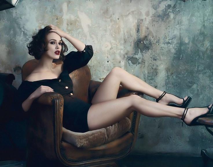 Keira Knightley... Keira Knightley No Makeup