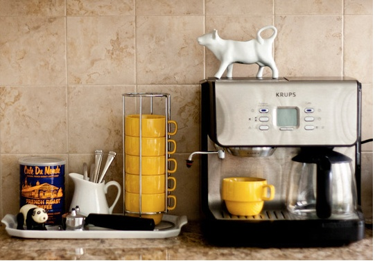 cute little morning pick me up area | For the Home | Pinterest