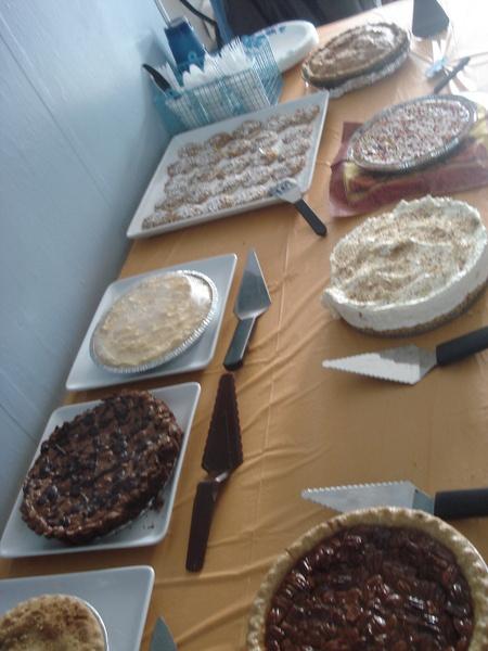 FALL HARVEST-- PIE OR TARTS Nov 2012 | Cookies 'N More Pot Lucks | Pi ...