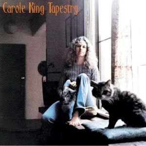 Tapestry by Carole King with lyrics onscreen - YouTube