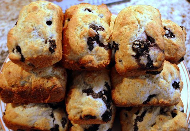 Blueberry Buttermilk Muffins | food i wanna try | Pinterest