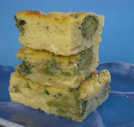 Crustless quiche squares ~ This is the best quiche recipe I've found ...