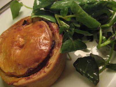 Hot Water Crust Ham Hock Pie Recipe