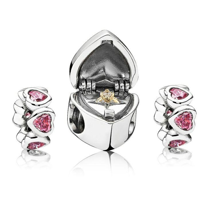 pandora 2014 valentine's day gift sets