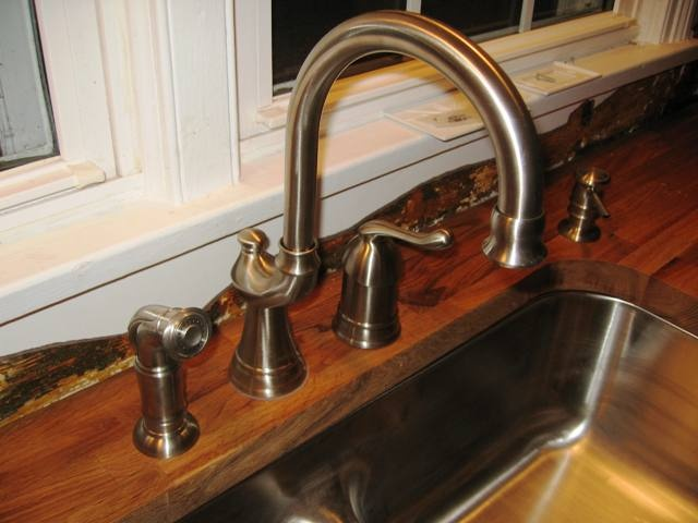 Faucet installation with undermount sink Bathroom Renovation Pint ...