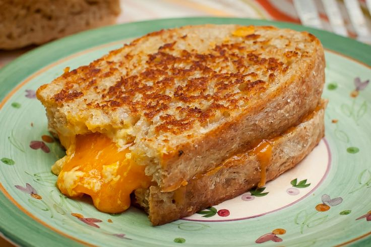 Grown-Up Grilled Cheese Sandwich - Yum! | Favorite Recipes | Pinterest