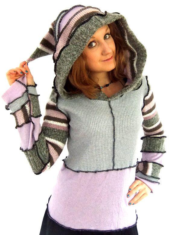 Thermal Hoodie | Sweaters N Such | Pinterest