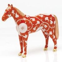 Herend Chinese Zodiac - Small Horse | Figurines | Pinterest