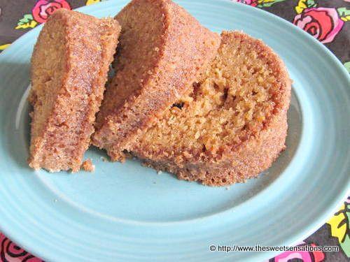Brown butter pound bundt cake | Bundt & Pound Cakes | Pinterest