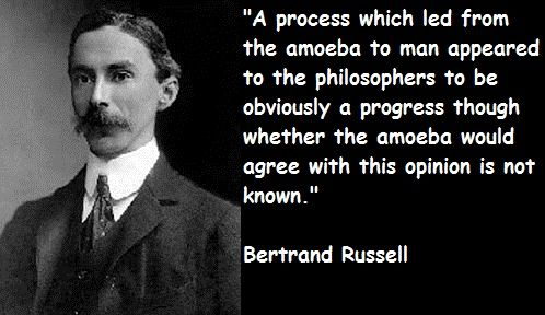 bertrand russell what i have lived for thesis