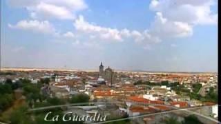 Castilla - La Mancha - un paseo por las nubes - 02 de la mesa de Ocaña a Toledo, via YouTube.