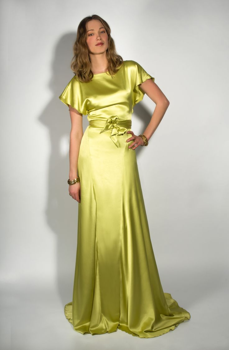 Chartreuse dress aol image search results ombrellifo Images