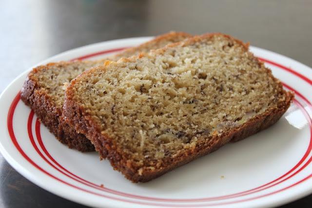 Sour Cream Banana Bread | Breads | Pinterest