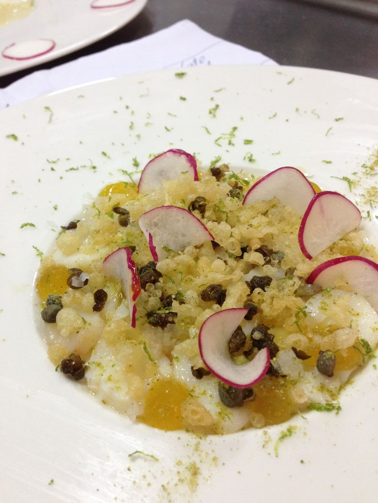 Omani Lobster Ceviche | Salads, Salads, Salads...! | Pinterest
