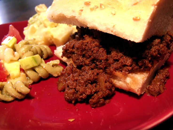 Coffee Spiked Sloppy Joes (Slow Cooker) | Recipe