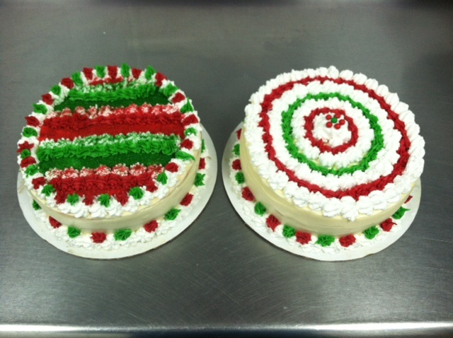 Need a last-minute holiday treat? Our FroYo cakes make for the perfect ...