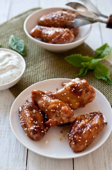 mojito chicken wings | Chicken Recipes | Pinterest