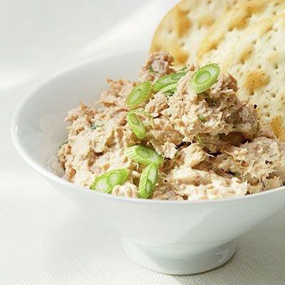 Smoked Tuna dip **Tried it, ok. I was trying to make Bud N Alleys dip ...