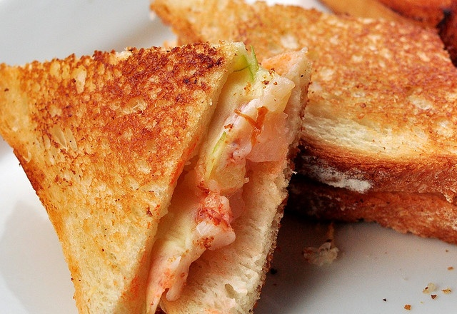 Lobster Grilled Cheese Sandwich | Oh Goodie, it's Foodies- Savory Edi ...