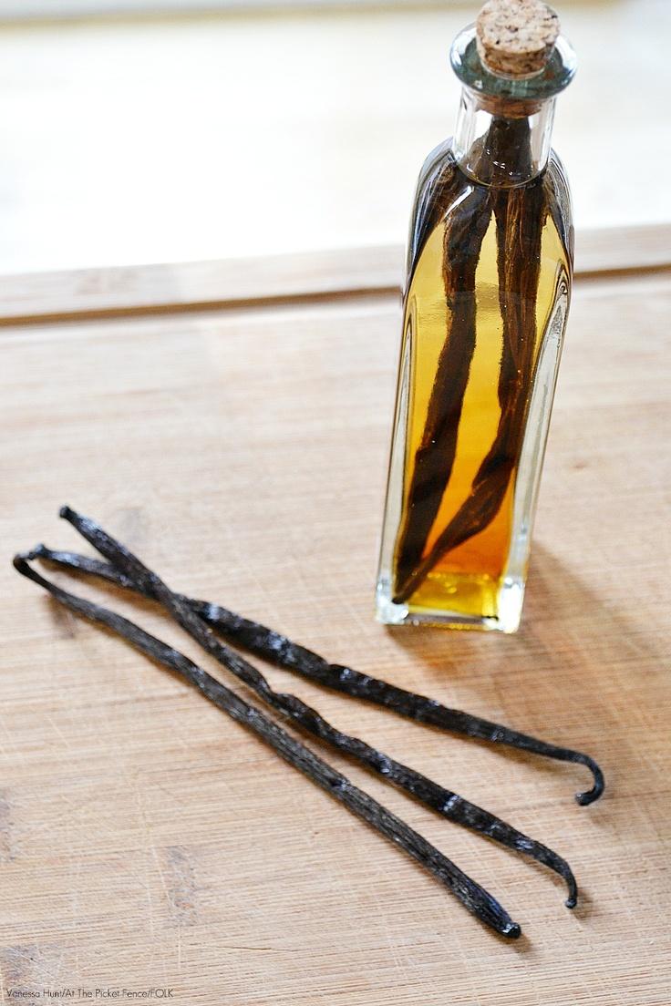 homemade vanilla extract using vodka
