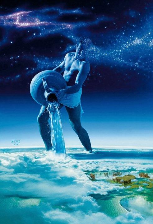 aquarius  the water-bearerWater Bearer Aquarius