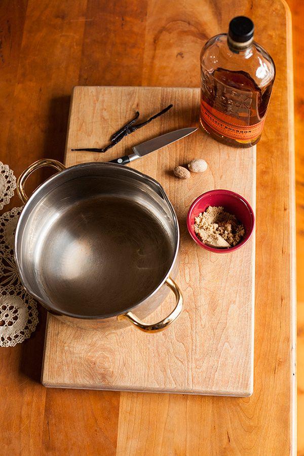 warm vanilla cider | Food | Pinterest