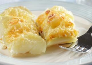 Sweet Potato - Turnip Gratin - Door to Door Organics