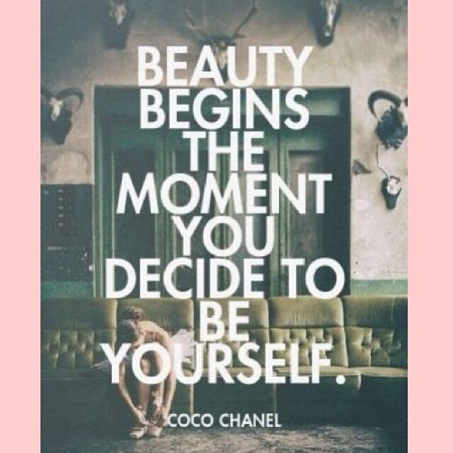 Be yourself... Beautiful Quote, Inspiration, Coco Chanel Quote, Quotes, Coco Quote, Happy Girl, Beauty Quote, Girls Quot...