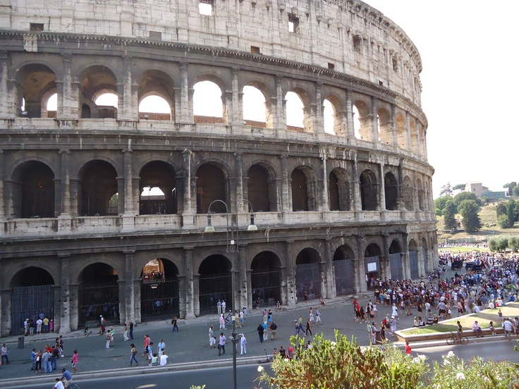 Rome, loved it!