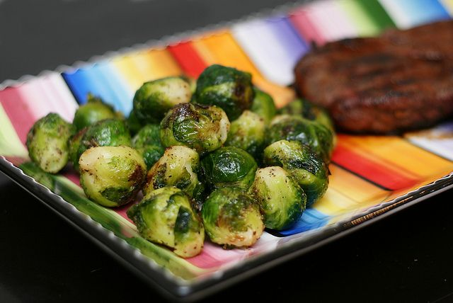 Grilled Brussel Sprouts... one of my favorite veggies.. any way you ...