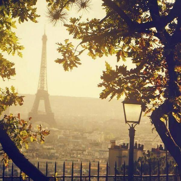 Summer in Paris.