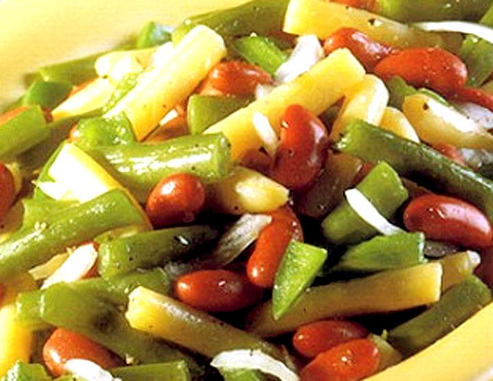 bean salad recipes images | Three Bean Salad Recipe by Mormon Cook ...