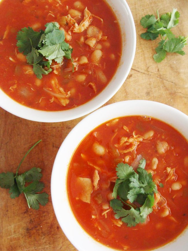 ... Chicken Chili with White Beans | Great Northern White Bean Reci