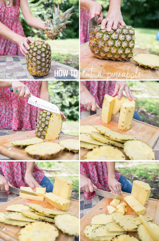 How to cut a pineapple [Henry Happened]