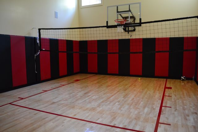 Snap Sports Home Basketball Court Photo Images Frompo