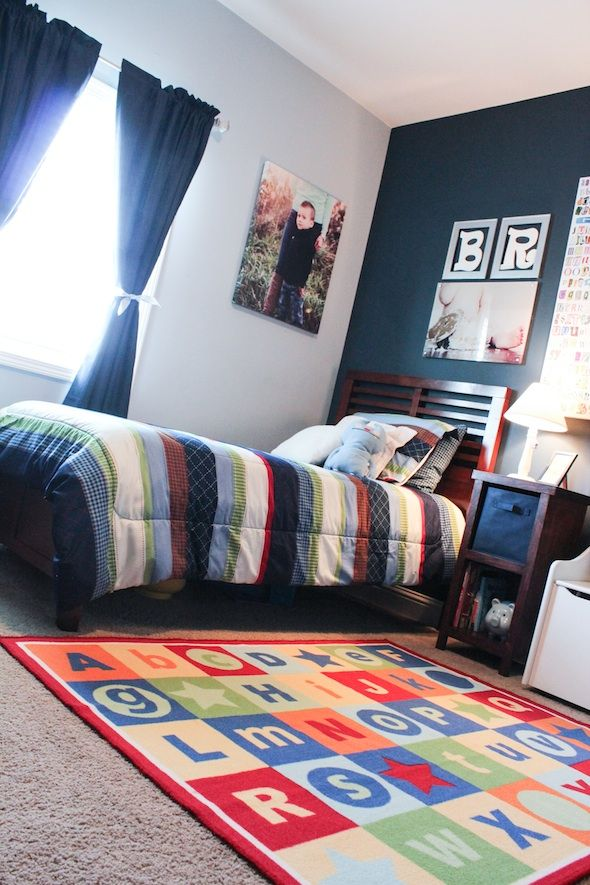 Big boy room reveal decorating ideas for the for Big boys bedroom ideas