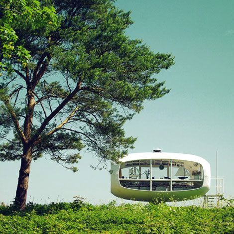 Matthias Heiderich: Photos of Berlin and Beyond                                                      House located on Rugen Island in the Baltic Sea