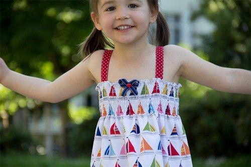 Kinderkleid  mädchen  Pinterest
